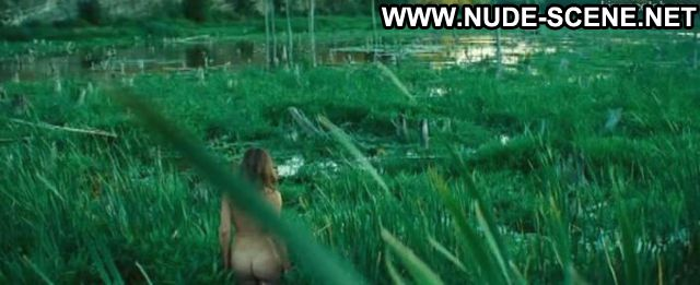 Pascale Bussieres Nude Sexy Scene Marecages Outdoors Famous