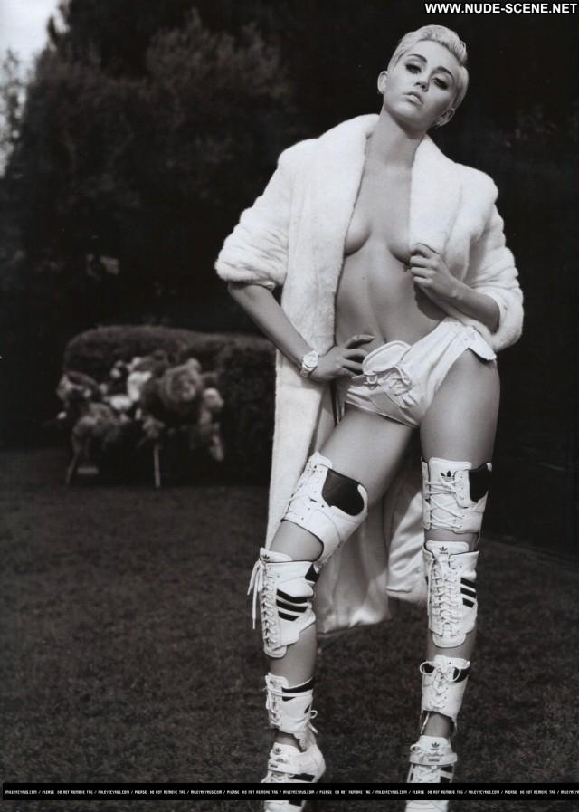 Miley Cyrus Magazine Singer Furry Toys Celebrity
