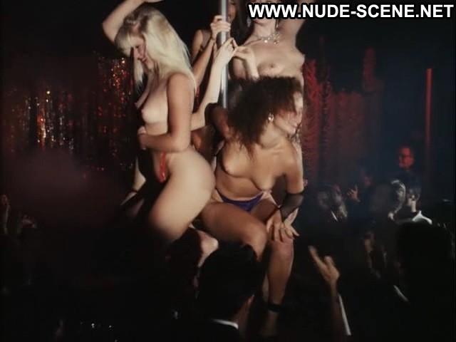 Cristi Harris Kiss Of Death Big Tits Dancing Celebrity Boobs Skirt