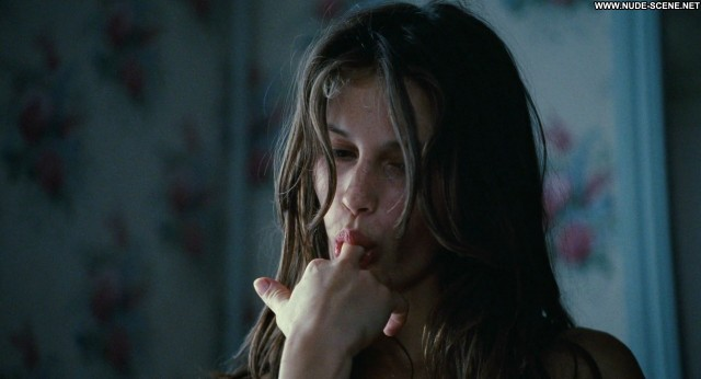 Marine Vacth Young Beautiful Big Tits Breasts Celebrity