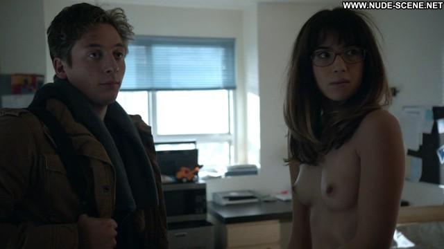 Nichole Bloom Shameless Celebrity Shirt Breasts Shower Ass