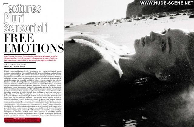Miranda Kerr Vogue Italy May 2013 Posing Hot Celebrity