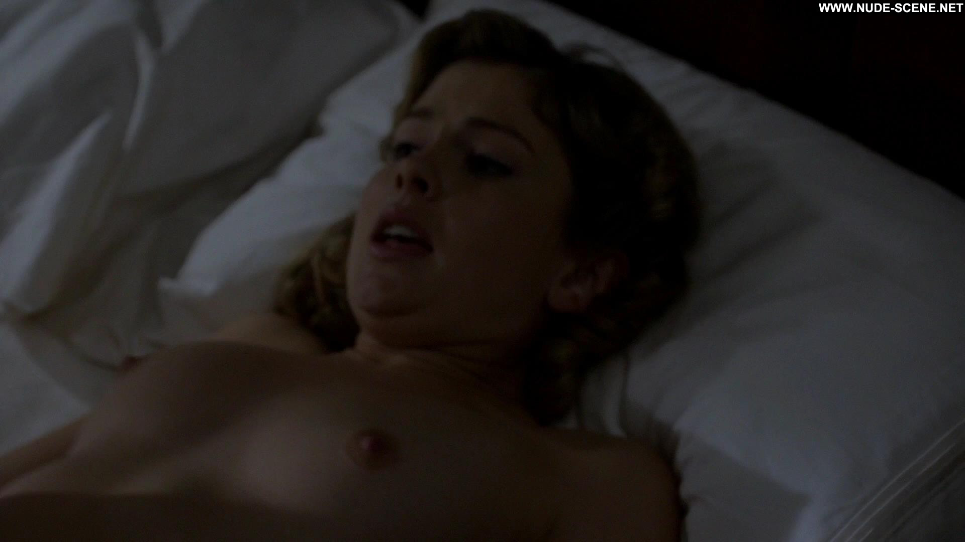 Rose mciver nude sex scene in blinder movie
