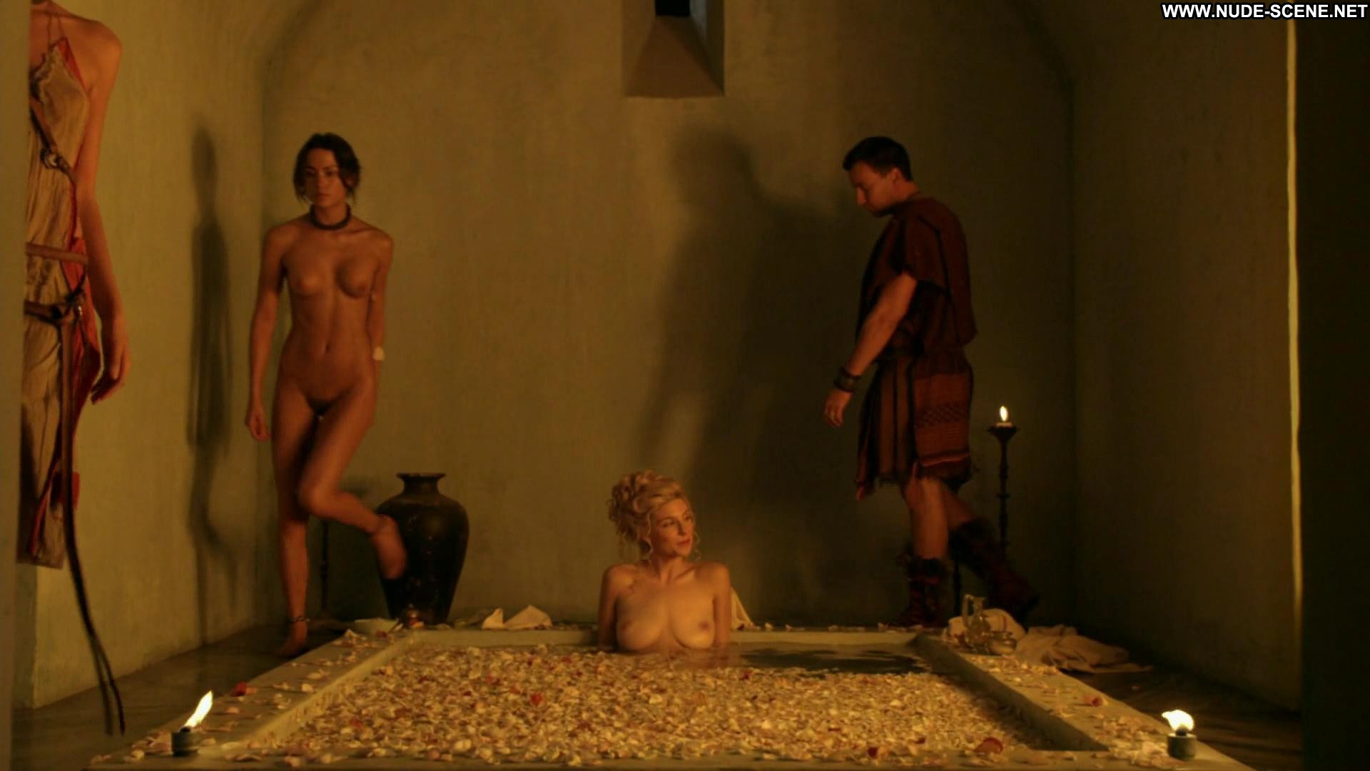 ... Shit Load Of Unknown Naked Girls Spartacus Celebrity Posing Hot