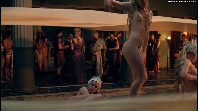 Viva Bianca Spartacus Posing Hot Celebrity