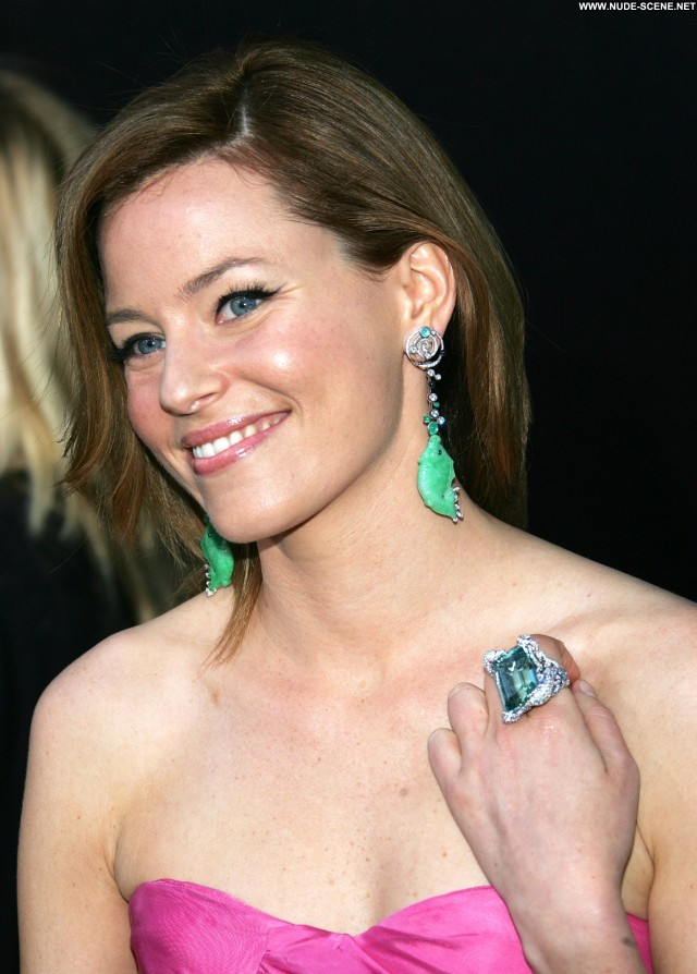 Elizabeth Banks Unknown Event Babe Celebrity Beautiful Posing Hot