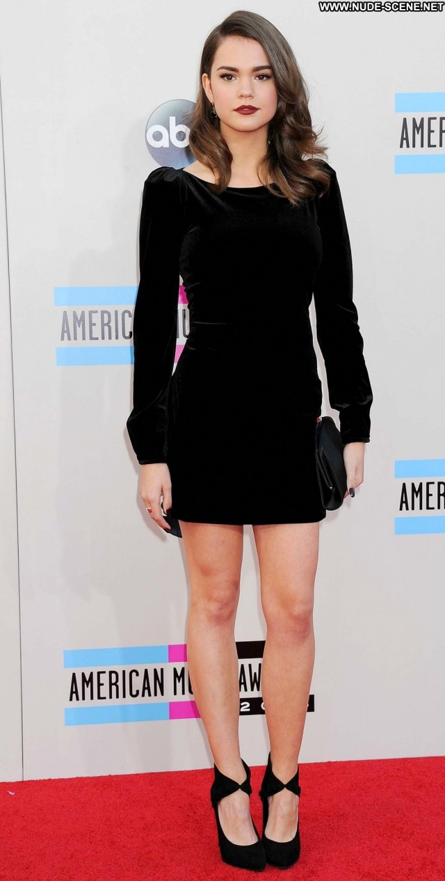 Maia Mitchell American Music Awards Celebrity American High