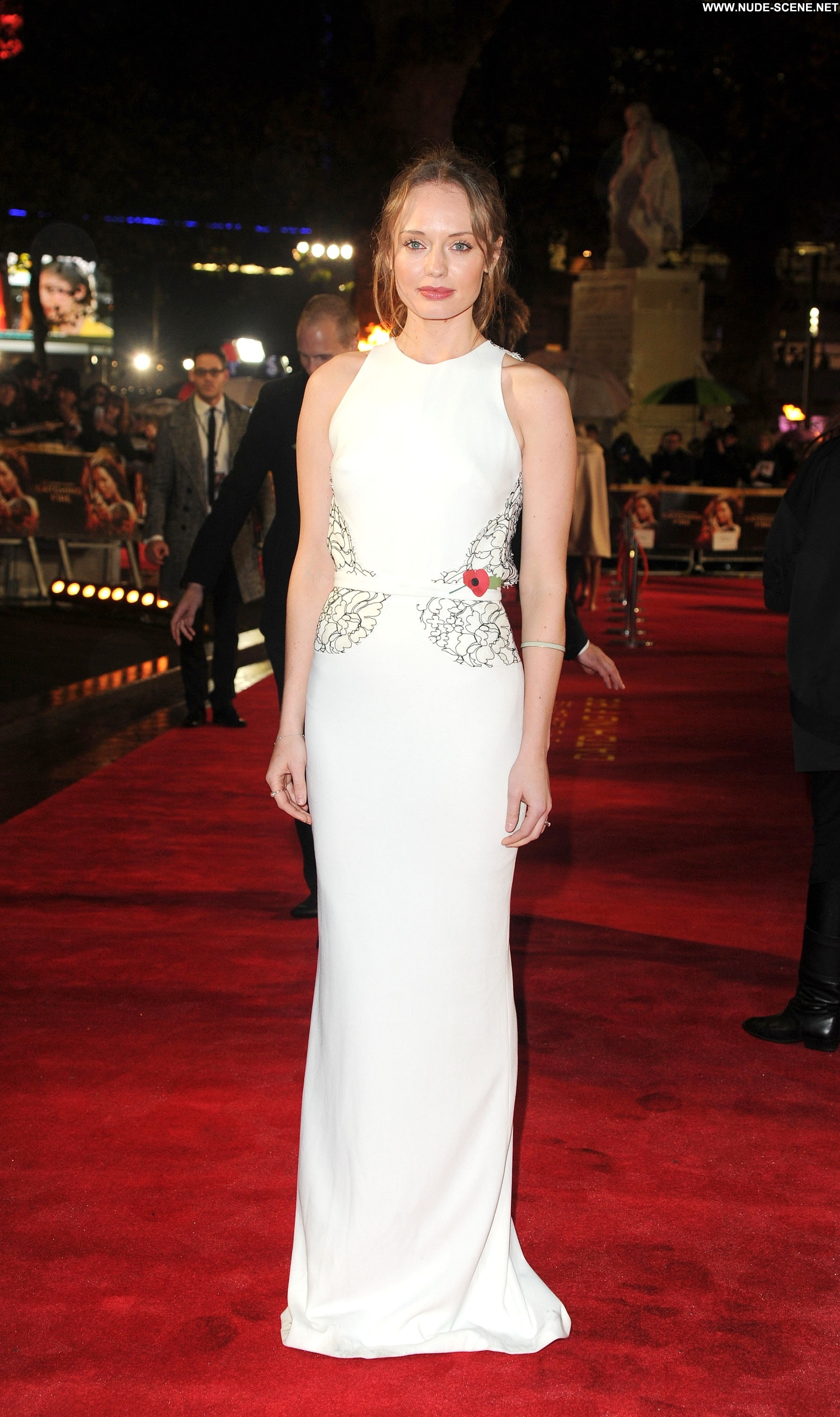 Laura Haddock The Hunger Games The Hunger Games Celebrity