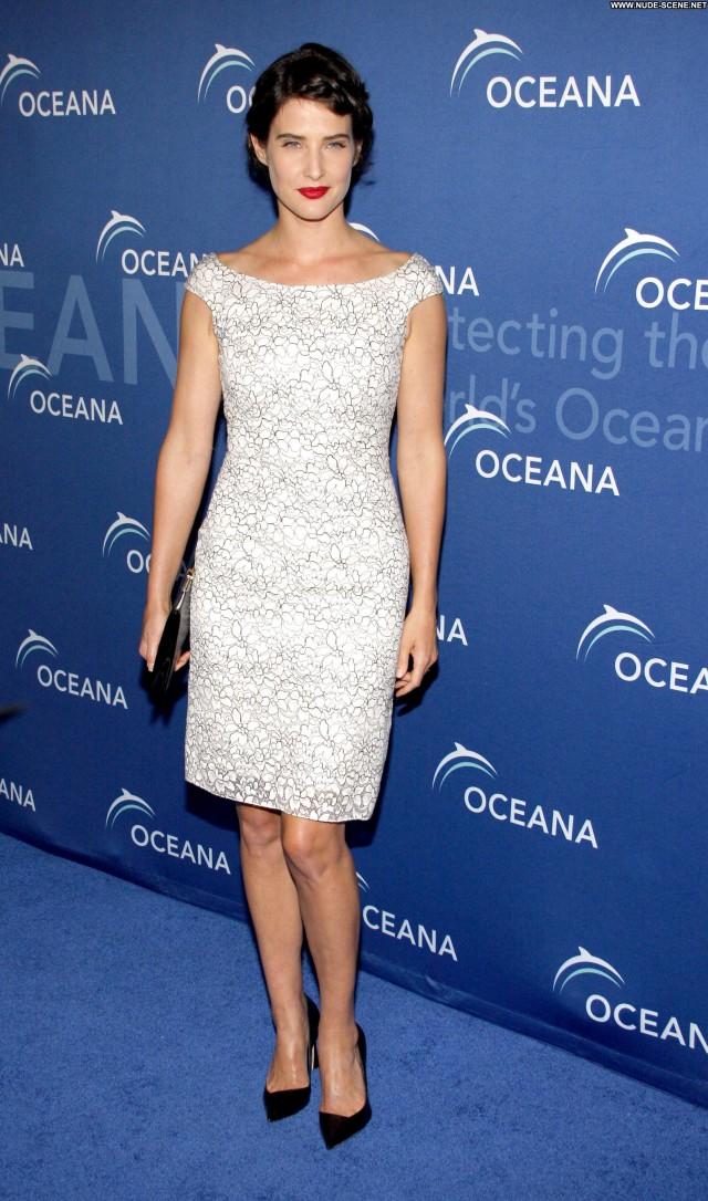 Cobie Smulders Beverly Hills  Los Angeles Posing Hot Awards Celebrity