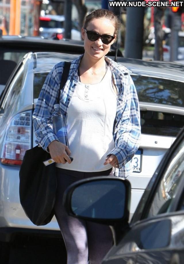 Olivia Wilde West Hollywood Celebrity Hollywood Posing Hot West