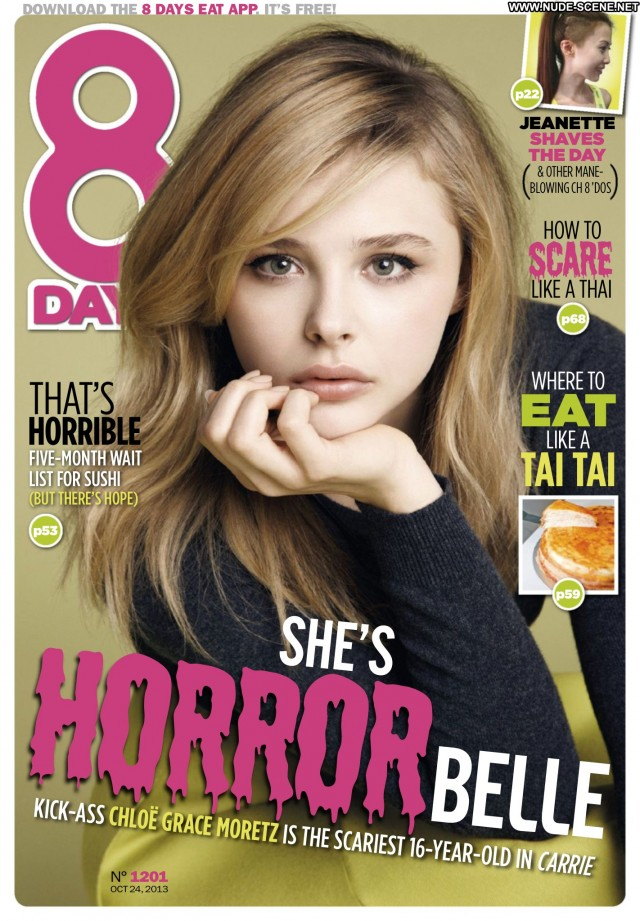 Chl  E Moretz Magazine Magazine High Resolution Beautiful Celebrity