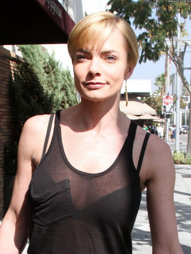 Jaime Pressly Los Angeles Beautiful Babe High Resolution Posing Hot