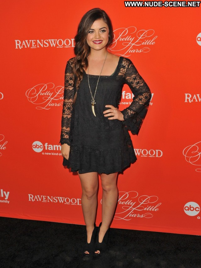 Lucy Hale Pretty Little Liars Celebrity Beautiful Hollywood Halloween