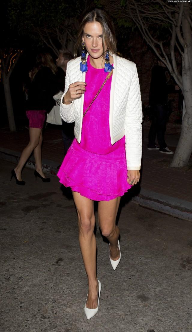 Alessandra Ambrosio No Source Celebrity Beautiful Babe High