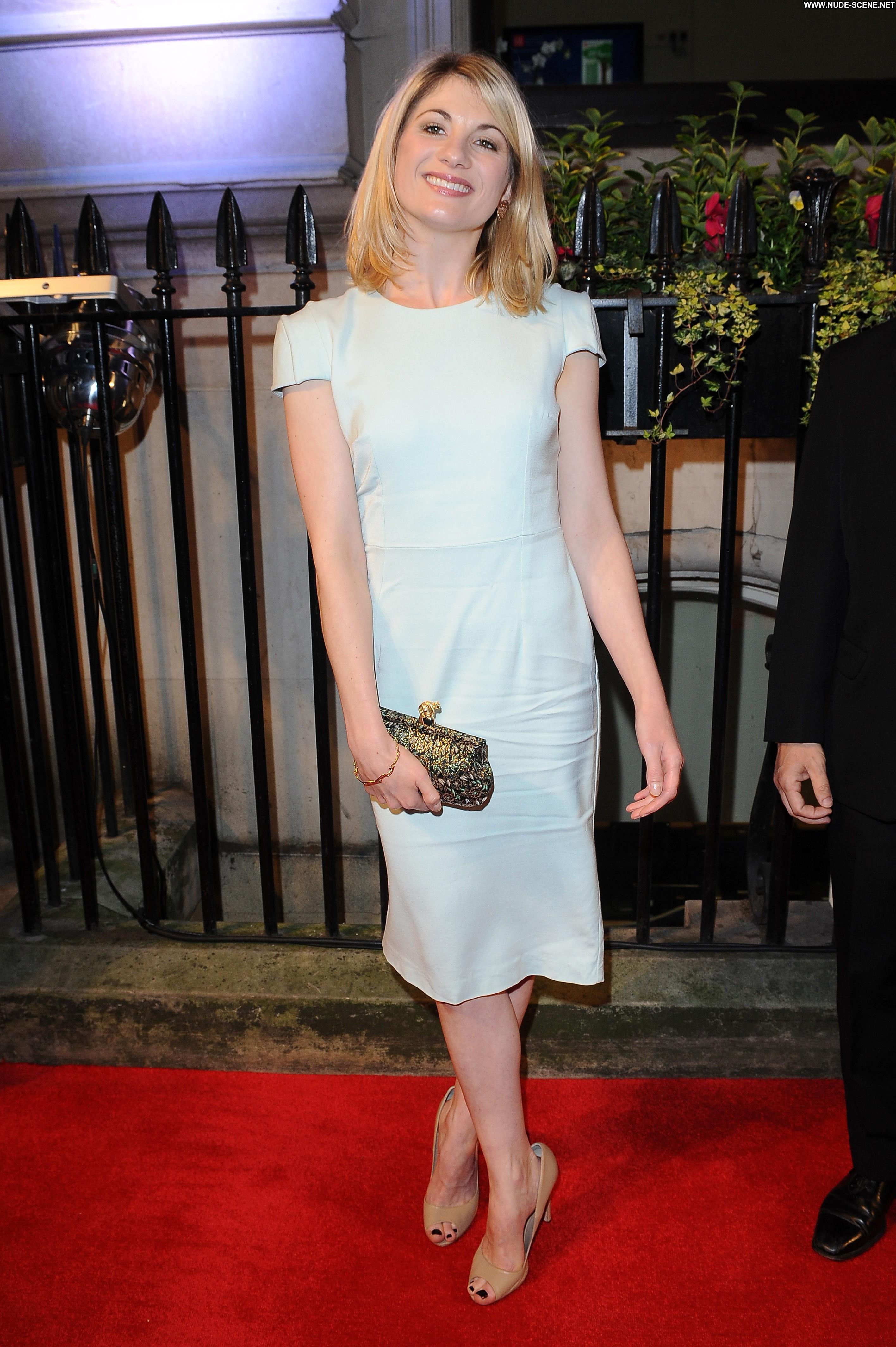 Jodie Whittaker Celebrity Beautiful Babe Posing Hot London ...