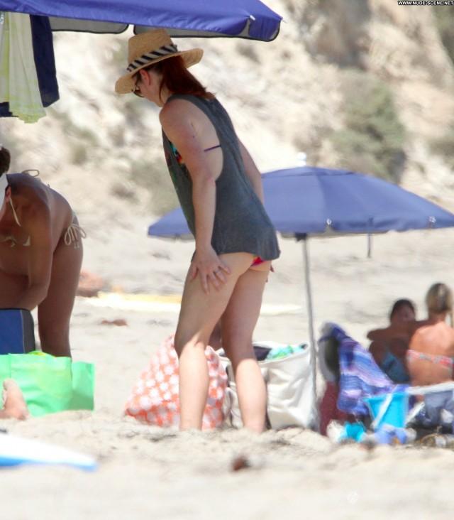 Alyson Hannigan Malibu Beach Beautiful Posing Hot High Resolution
