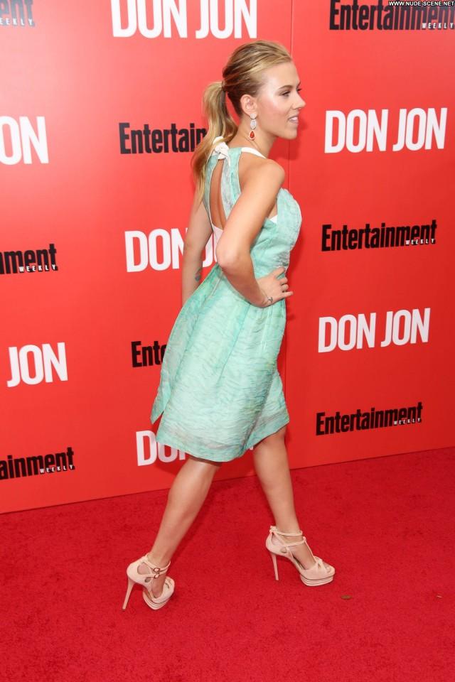 Scarlett Johansson The West Wing Celebrity Candids Babe High