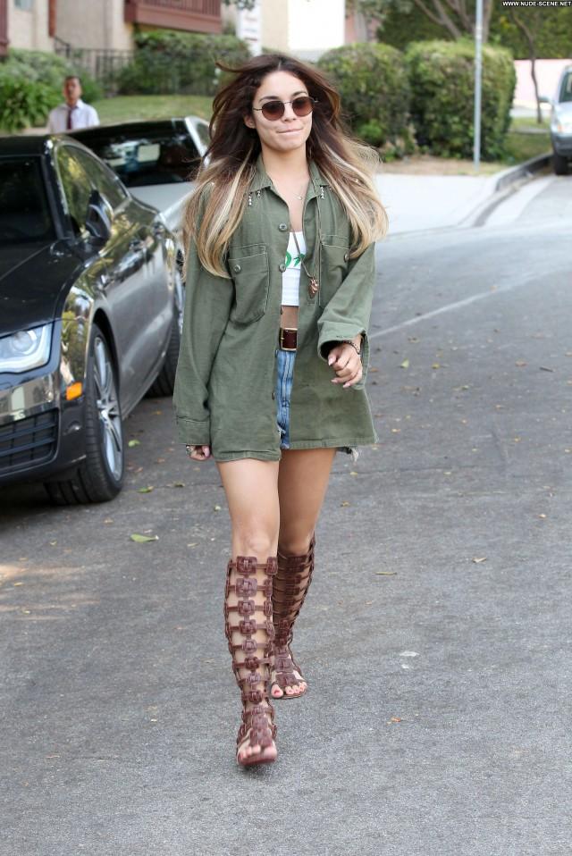 Vanessa Hudgens West Hollywood West Hollywood Posing Hot Celebrity