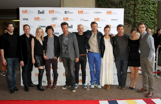 Dakota Fanning Toronto International Film Festival Beautiful High