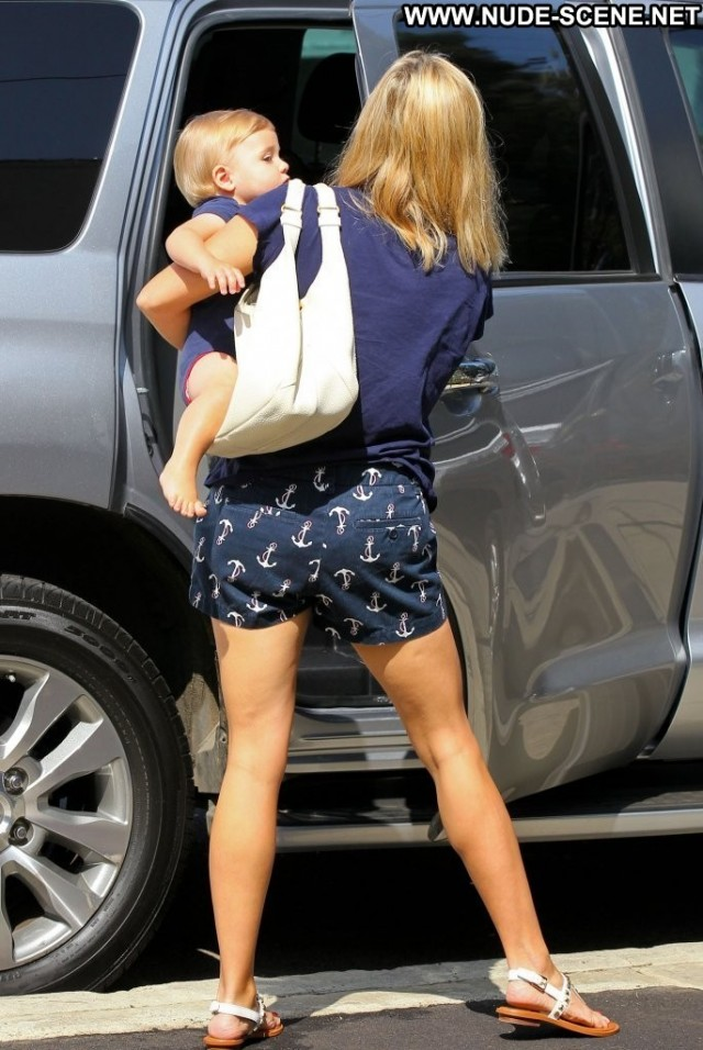 Reese Witherspoon Shopping Shopping Celebrity High Resolution