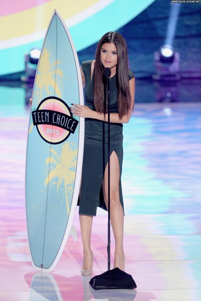 Selena Gomez No Source Teen Awards High Resolution Beautiful Babe