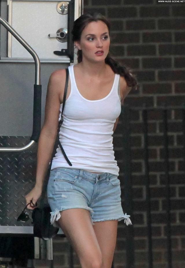 Leighton Meester Gossip Girl High Resolution Celebrity Beautiful Babe