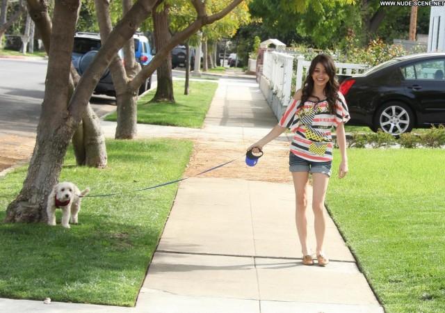 Sarah Hyland Los Angeles Beautiful Babe Posing Hot Celebrity High