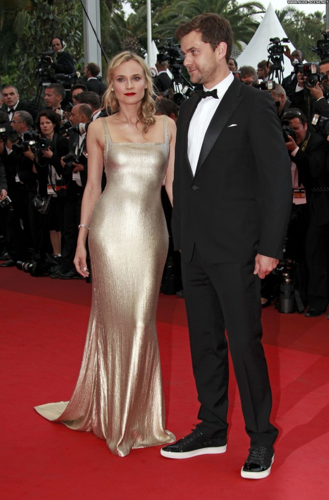 Diane Kruger Sleeping Beauty High Resolution Red Carpet Babe