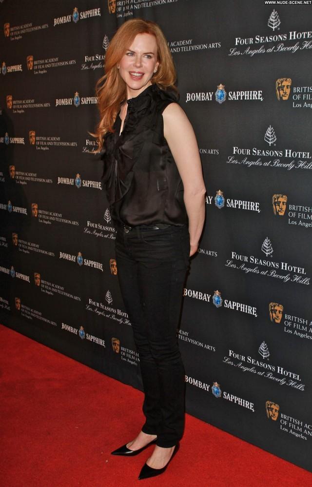 Nicole Kidman Los Angeles Party Los Angeles High Resolution