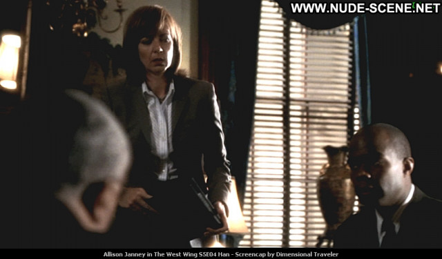 Allison Janney The West Wing Posing Hot Babe Beautiful Tv Series