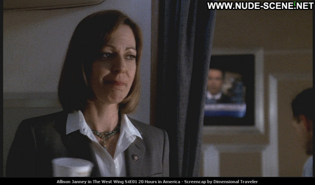 Allison Janney The West Wing Babe Beautiful Celebrity Tv Series