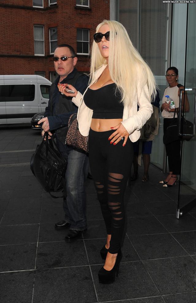 Courtney Stodden High Resolution Babe Celebrity London Posing Hot