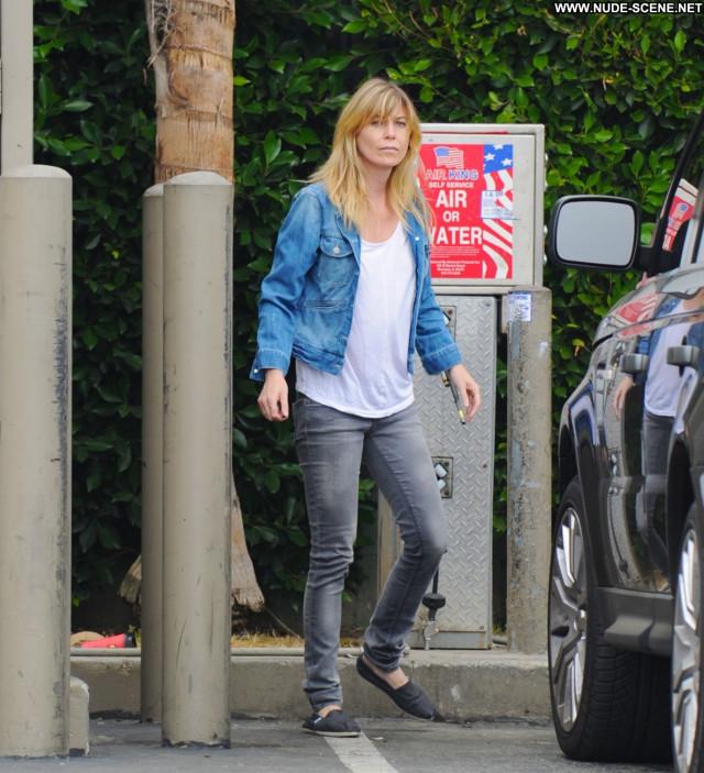 Ellen Pompeo Studio City Posing Hot Car Celebrity Beautiful Babe High