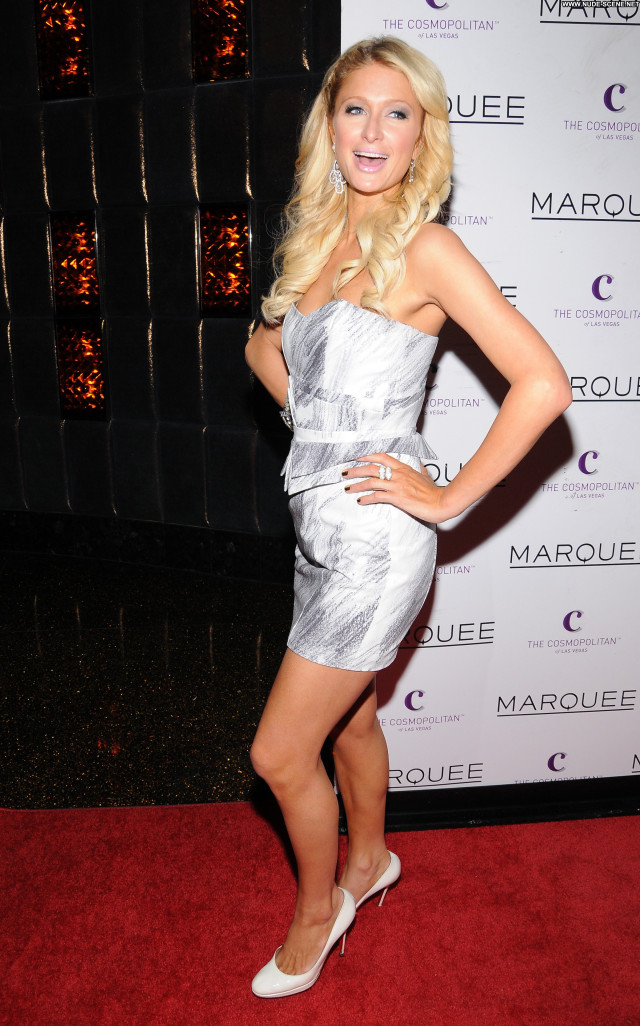 Paris Hilton Las Vegas Beautiful Babe Posing Hot High Resolution