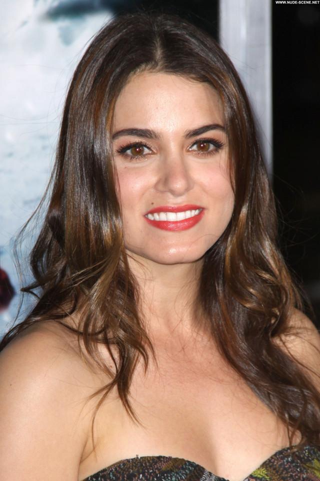 Nikki Reed Red Riding Hood Posing Hot Beautiful Babe Los Angeles