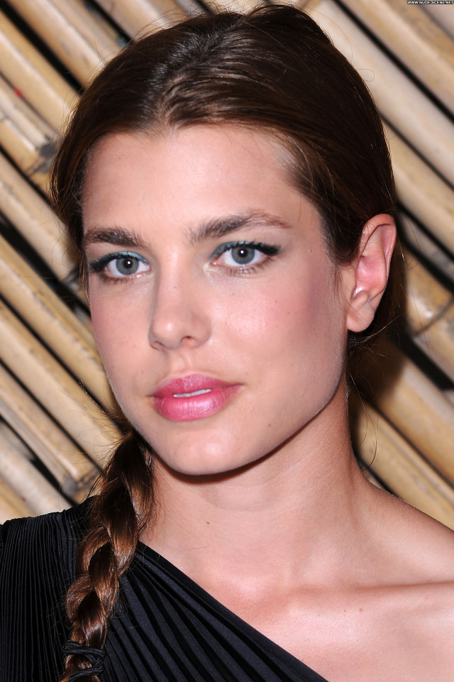 Charlotte Casiraghi Cocktail Party International High Resolution Babe