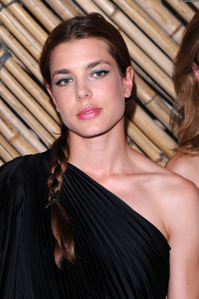 Charlotte Casiraghi Cocktail Party High Resolution Babe Celebrity