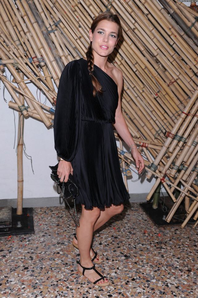 Charlotte Casiraghi Cocktail High Resolution Celebrity Babe Party