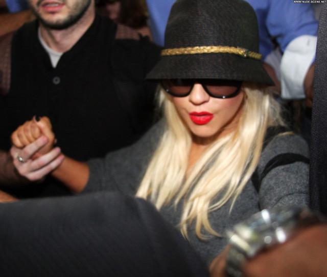 Christina Aguilera Christina Beautiful Posing Hot International