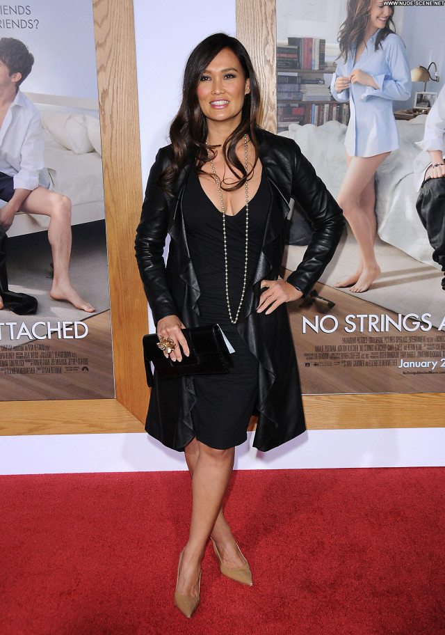 Tia Carrere No Strings Attached Beautiful Celebrity Babe Posing Hot