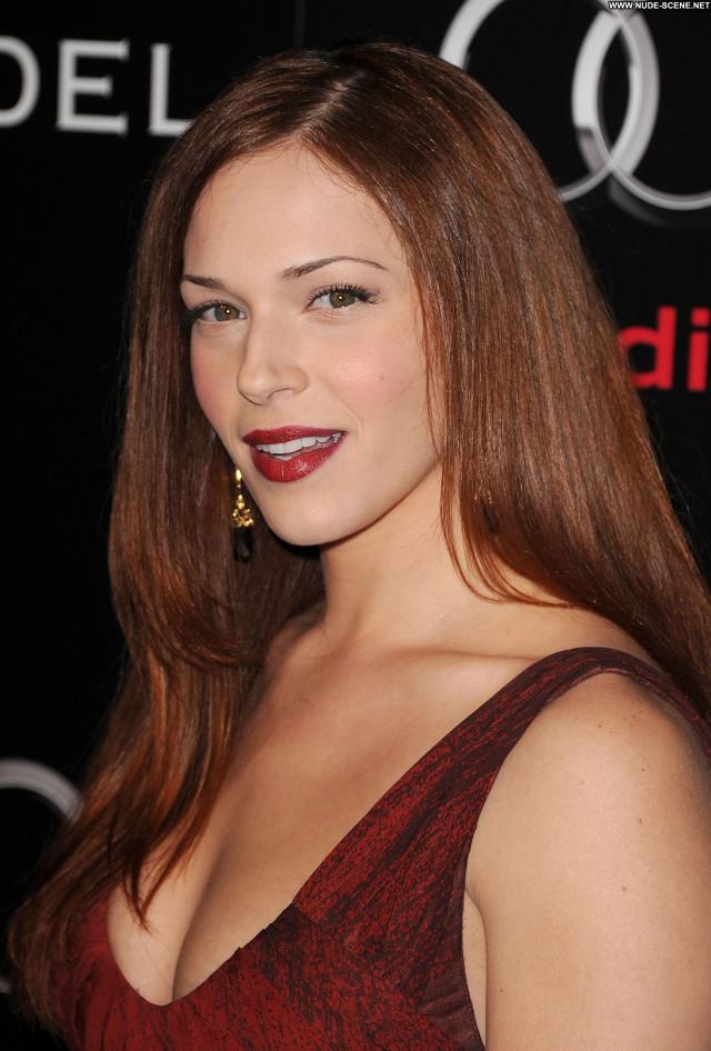 Amanda Righetti Golden Globe Awards Beautiful Babe Posing Hot