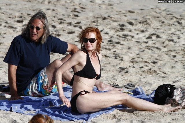 Marg Helgenberger West Hollywood Celebrity Beach Babe Beautiful High