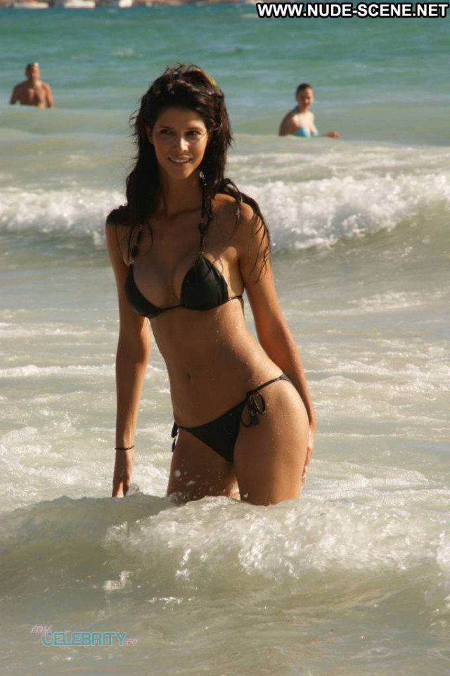 Micaela Schaefer In Your Dreams Bikini Candids Playmate Swimsuit