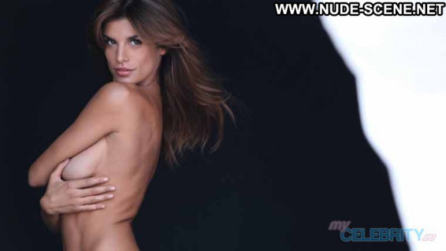 Elisabetta Canalis E Love Posing Hot Celebrity Kissing Beautiful Babe