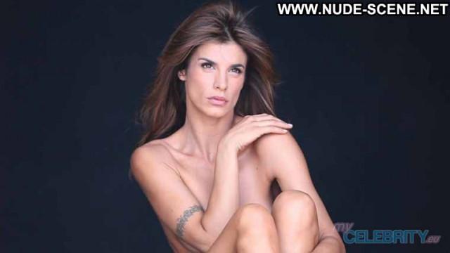 Elisabetta Canalis E Love Kissing Posing Hot Babe Celebrity Beautiful