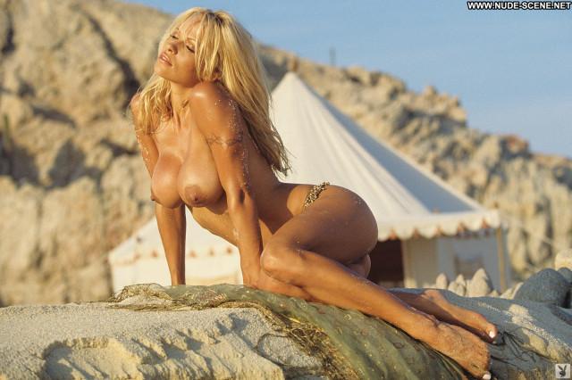 Pamela Anderson No Source Posing Hot Female Beautiful Babe Usa