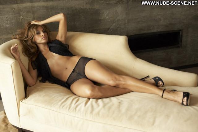 Eva Mendes No Source Usa Posing Hot Babe Beautiful Celebrity Couple