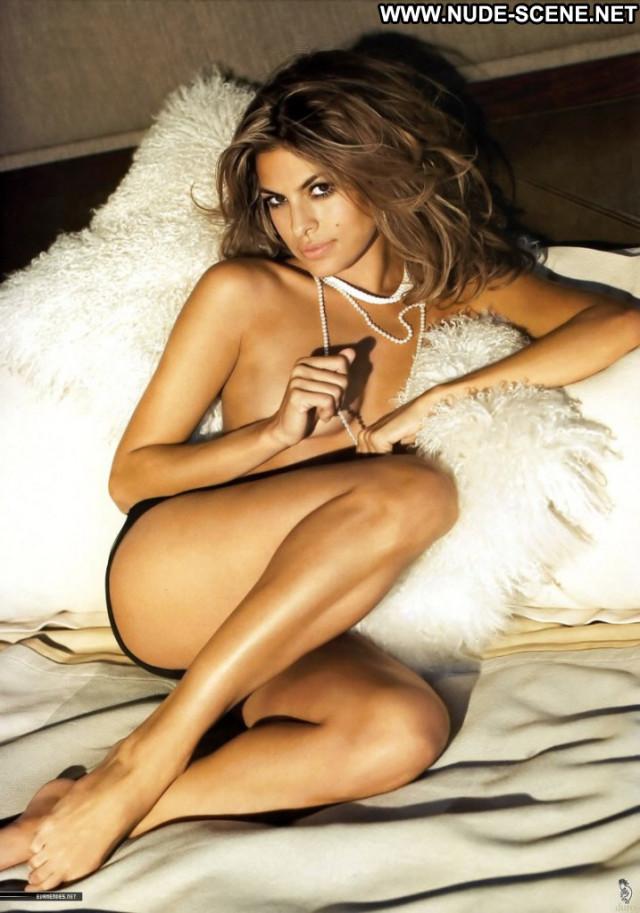 Eva Mendes No Source Beautiful Posing Hot Couple Private Babe Usa