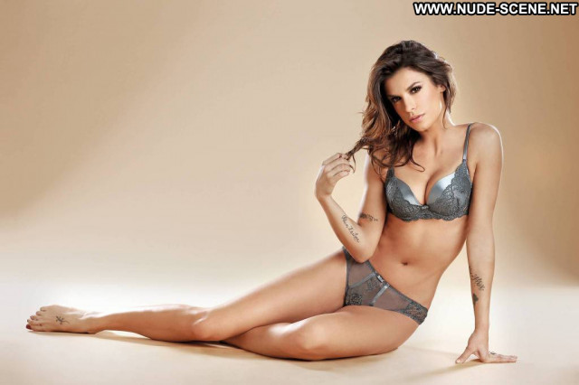 Elisabetta Canalis No Source  Sexy Lingerie Babe Posing Hot Beautiful