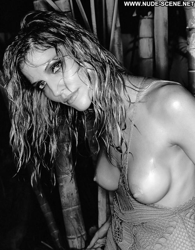Tricia Helfer No Source Nude Babe Posing Hot Celebrity Beautiful